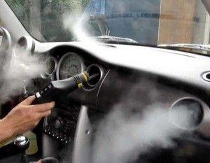 nettoyage vapeur auto, interieur 120.- à Préverenges - Morges
