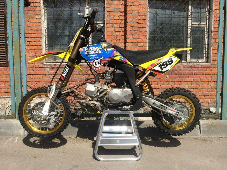 YCF Factory SP3 150cc PASTRANA Limited Edition ждёт своего владельца ) #москва #россия #мото #мотокросс #мотоцикл #питбайк #питрейс #пастрана #байк #магазин #продажа #moscow #russia #pitbike #pitrace #ycf #pastrana #199 #sale #shop #moto #motocross #bike