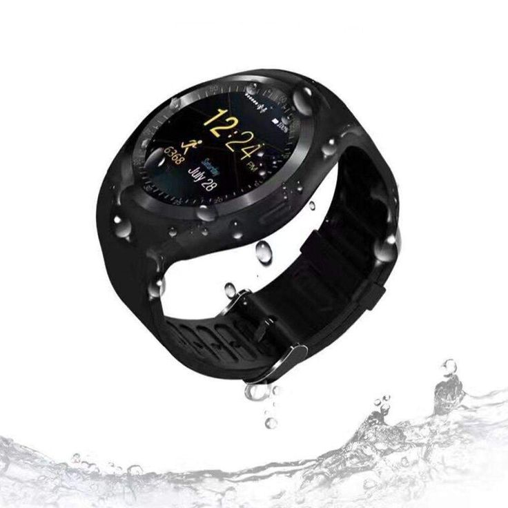 Cawono Smartwatch Bluetooth Smart Watch Reloj Relogio 2G Gsm Sim App Sync Mp3 For Apple Iphone