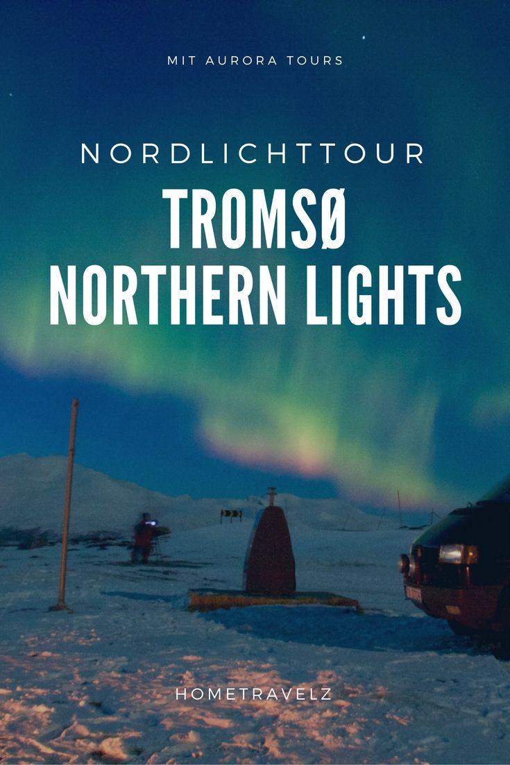 Eine Nordlichttour mit atemberaubenden Nordlichtern in Hansnes, in der Nähe von Tromsø. Was wir mit The Aurora Tours dort sehen durften, gibt es hier. Northern Lights.