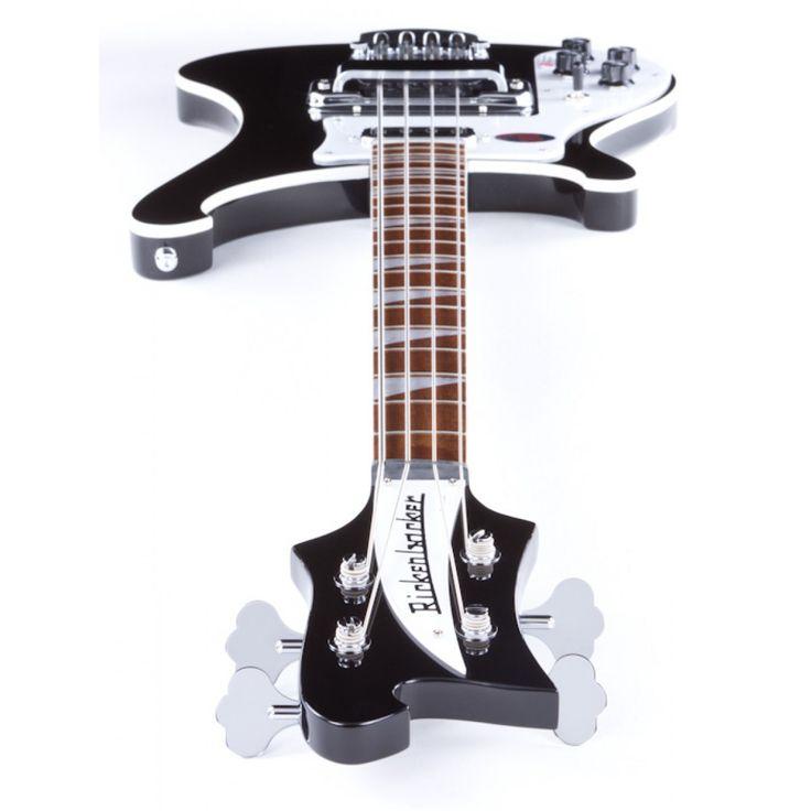 rickenbacker bass guitars | Home Bass Left-Handed Bass Guitars 2012 Rickenbacker Left Handed 4003 ...