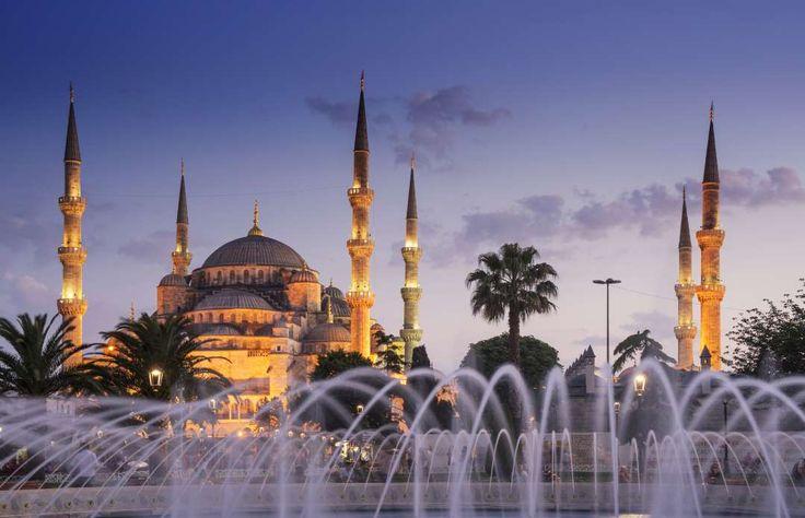 Blue Mosque - Carlos Fernandez/Getty Images