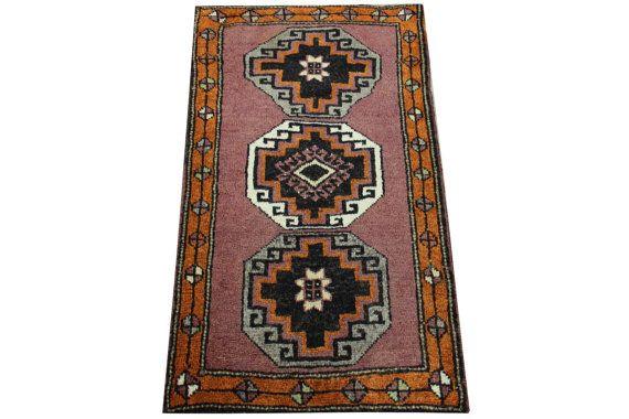 Anatolian Carpet Rug 31 x 19 feet Small Turkish by kilimwarehouse