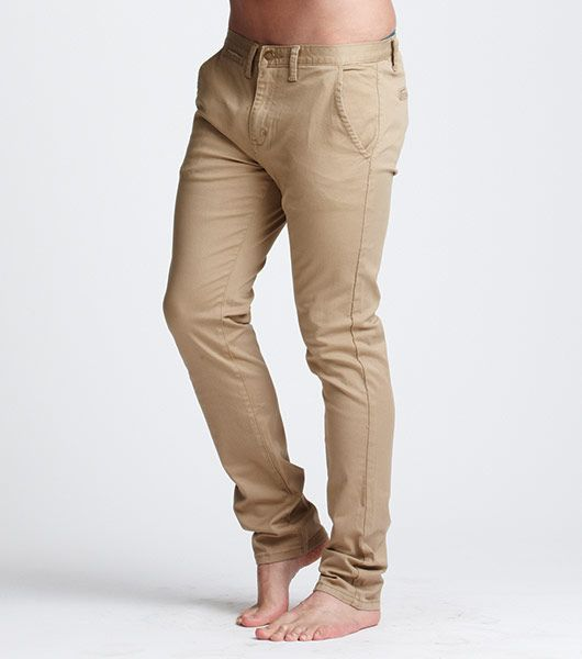 Assembly Label - New Land Chino Pant