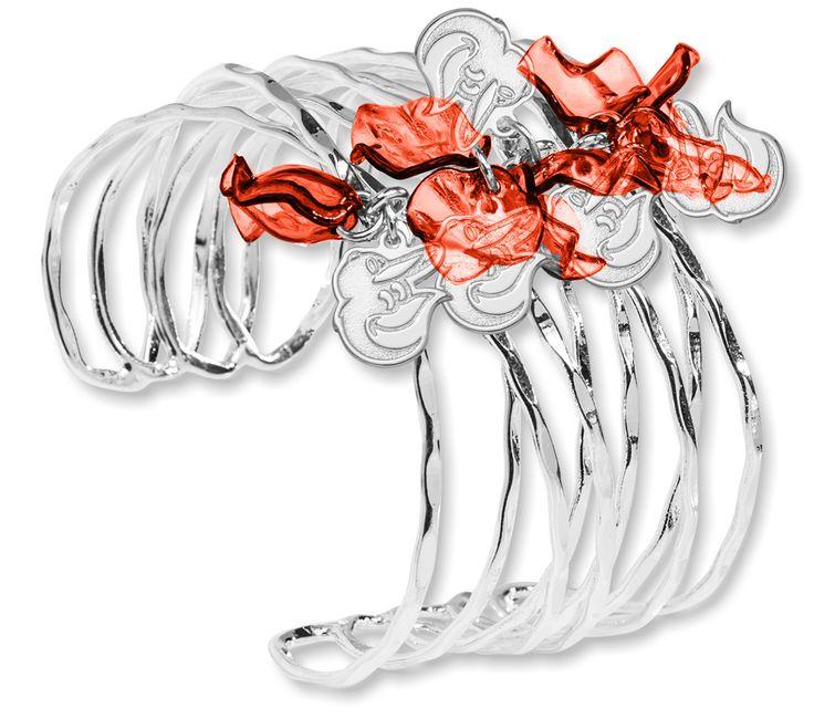 Baltimore Orioles Celebration Cuff Bracelet
