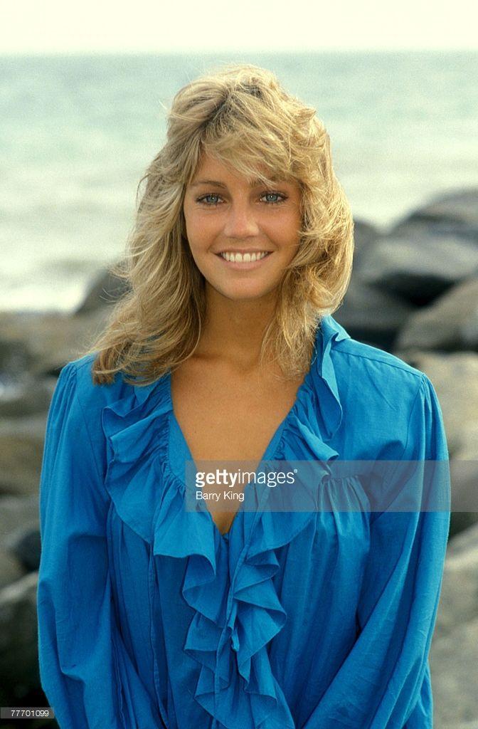 News Photo : Heather Locklear; Malibu Beach; Heather Locklear,...