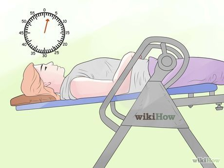 Image titled Use an Inversion Table for Back Pain Step 6