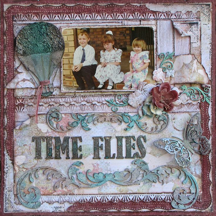 Between the Sheet: Prima Papers from the Fairy Rhymes Collection