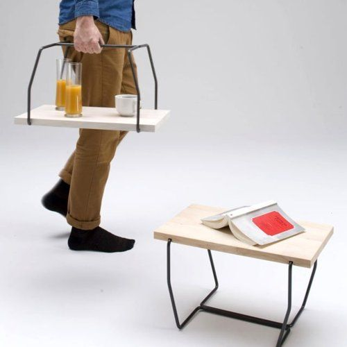 Coffe Tables, Ideas, Side Tables, Small Living Spaces, Smart Design, Small House, Small Spaces, Furniture, Simon Simonelli