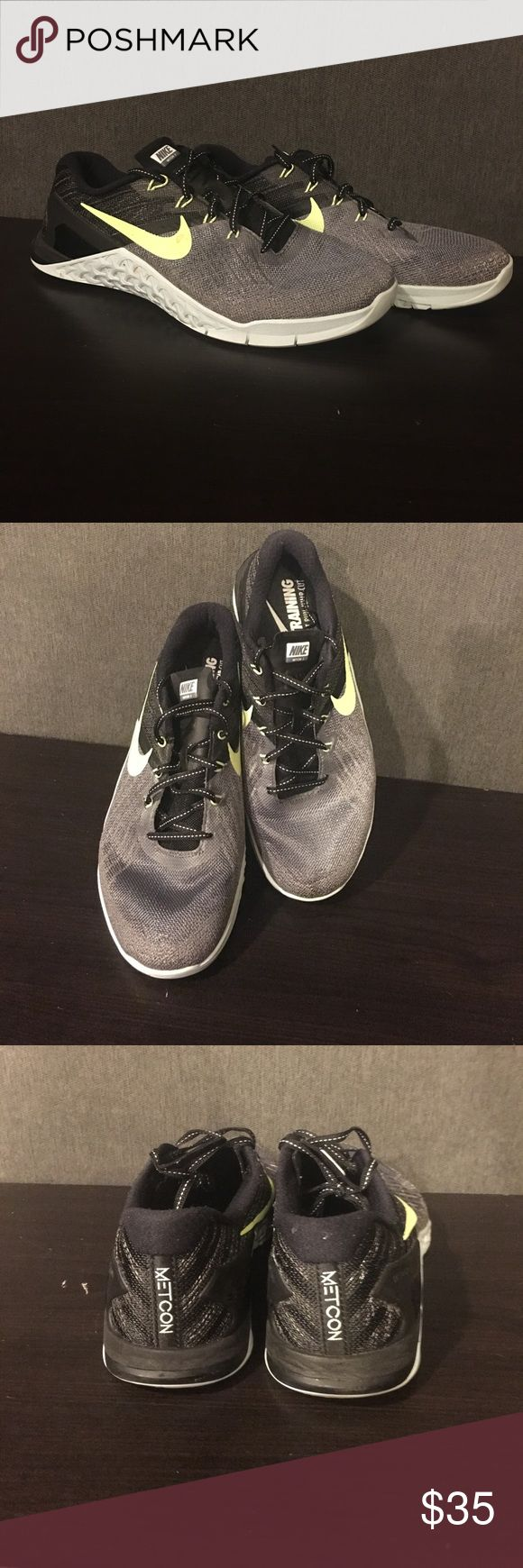 Nike training shoes Nike metcon 3 training shoes. Women's Nike Shoes Athletic Shoes