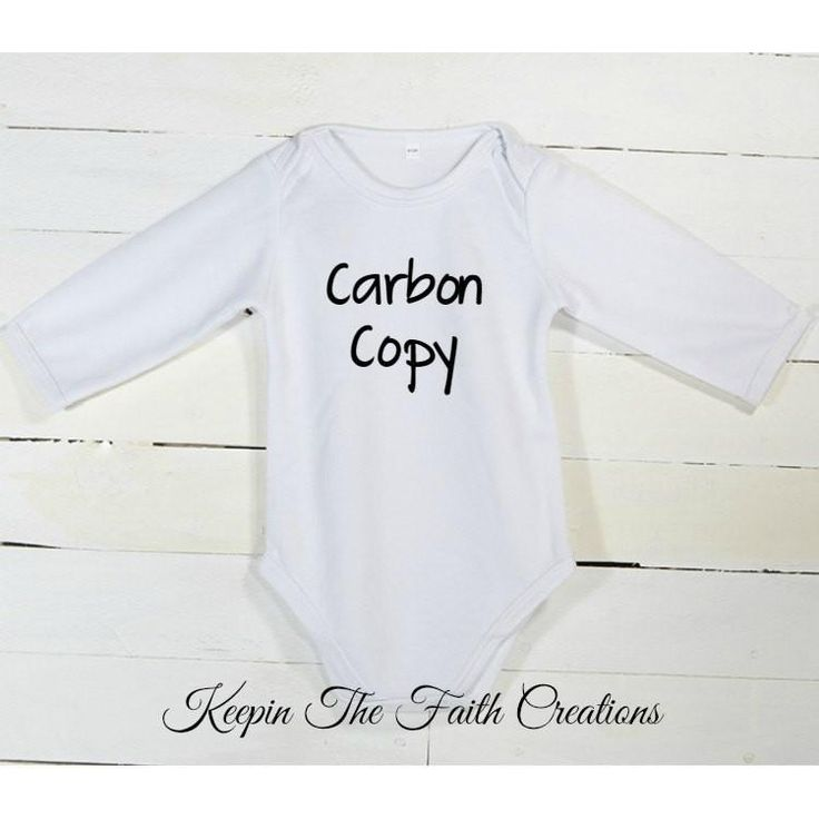 ORIGINAL/CARBON COPY SHIRTS - Matching Mother and Daughter Outfits - Mom and Baby Matching - Mommy and Me Outfits - Mommy and Me T-shirt - Carbon Copy, Original, Mini Me Shirt