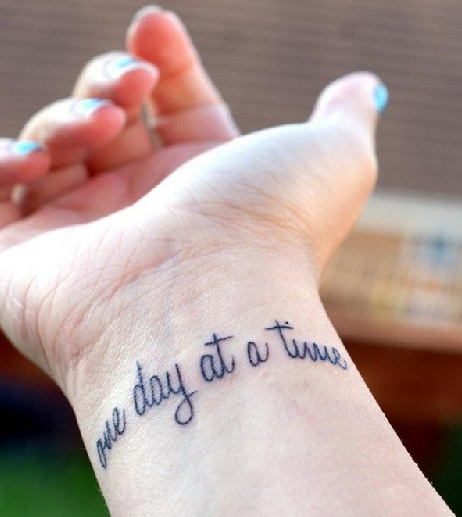 16 Best Images About Tattoos Celebrating Recovery On