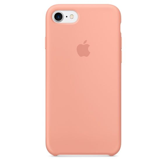 iPhone 7 Silicone Case - Pollen - Apple