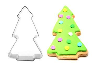 Xmas Tree Cookie/Sandwiches Cutter | Trade Me
