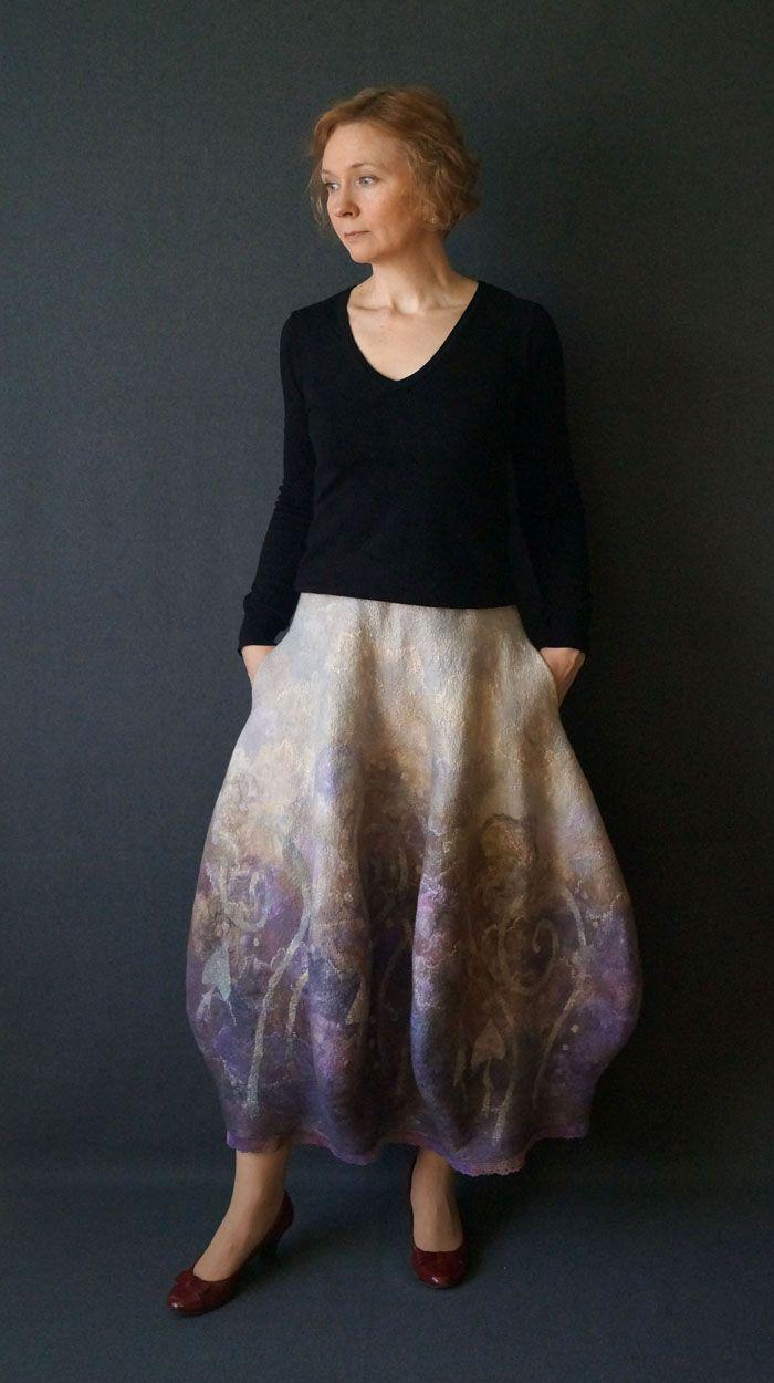 """Больше фото юбки """"Поганки"""" - Ярмарка Мастеров - ручная работа, handmade"""