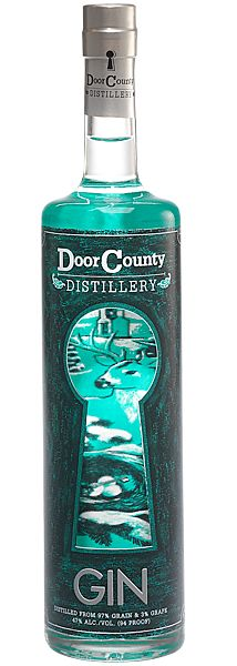 Door Country Distillery Gin PD