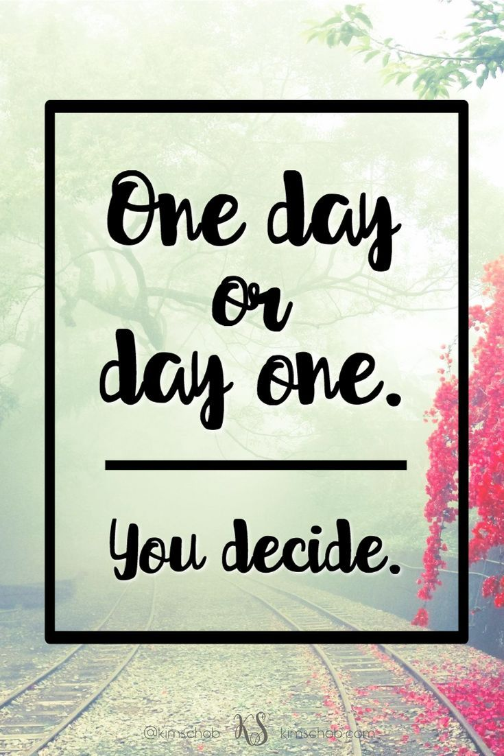 Kim Schob One Day Quotes Excersise Quotes One Life Quotes
