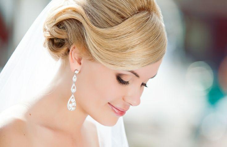 Bijou mariage boucles d'oreilles odazz mariage