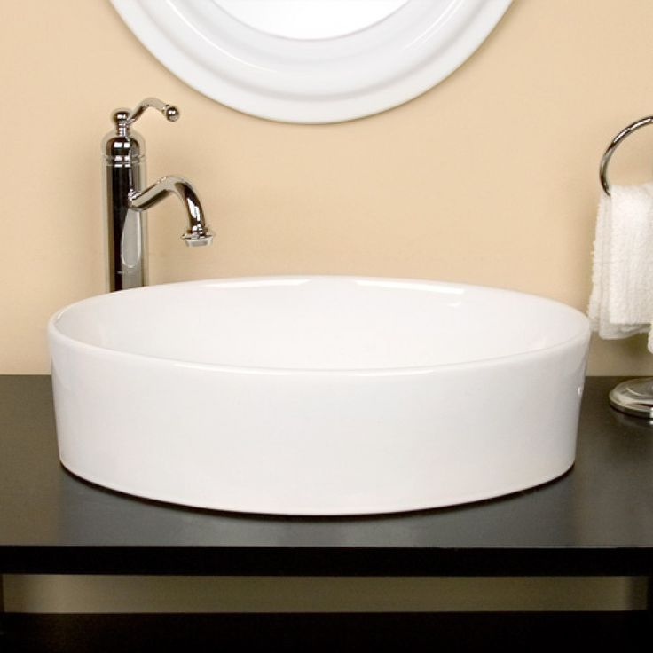 41 best images about vessel sinks on pinterest for Bathroom ideas vessel sink
