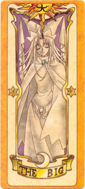 the big card clow