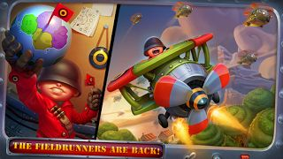 Fieldrunners HD On Android | The best site for download full Android Apps http://apkfullappz.blogspot.com