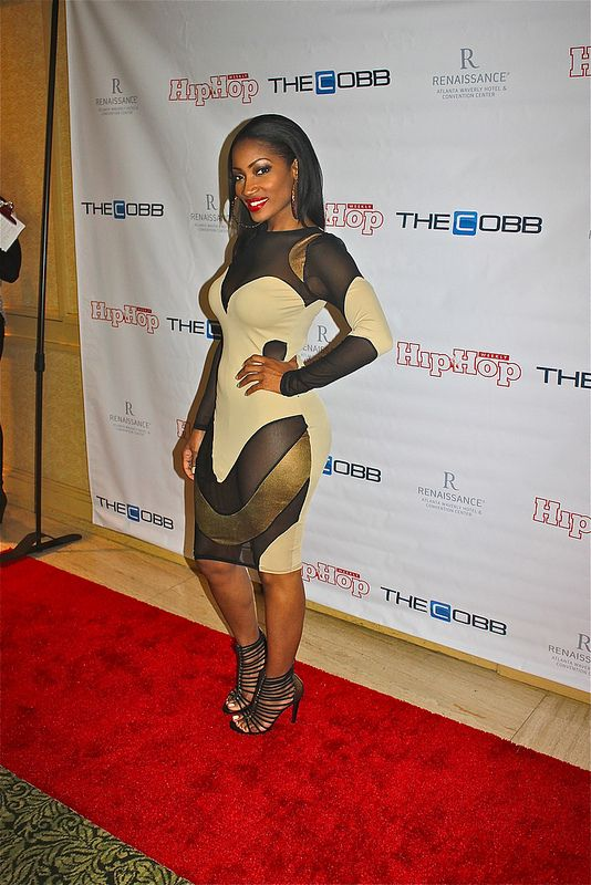 Hip Hop Weekly Fashion Show: Peter Thomas, Cynthia Bailey ...