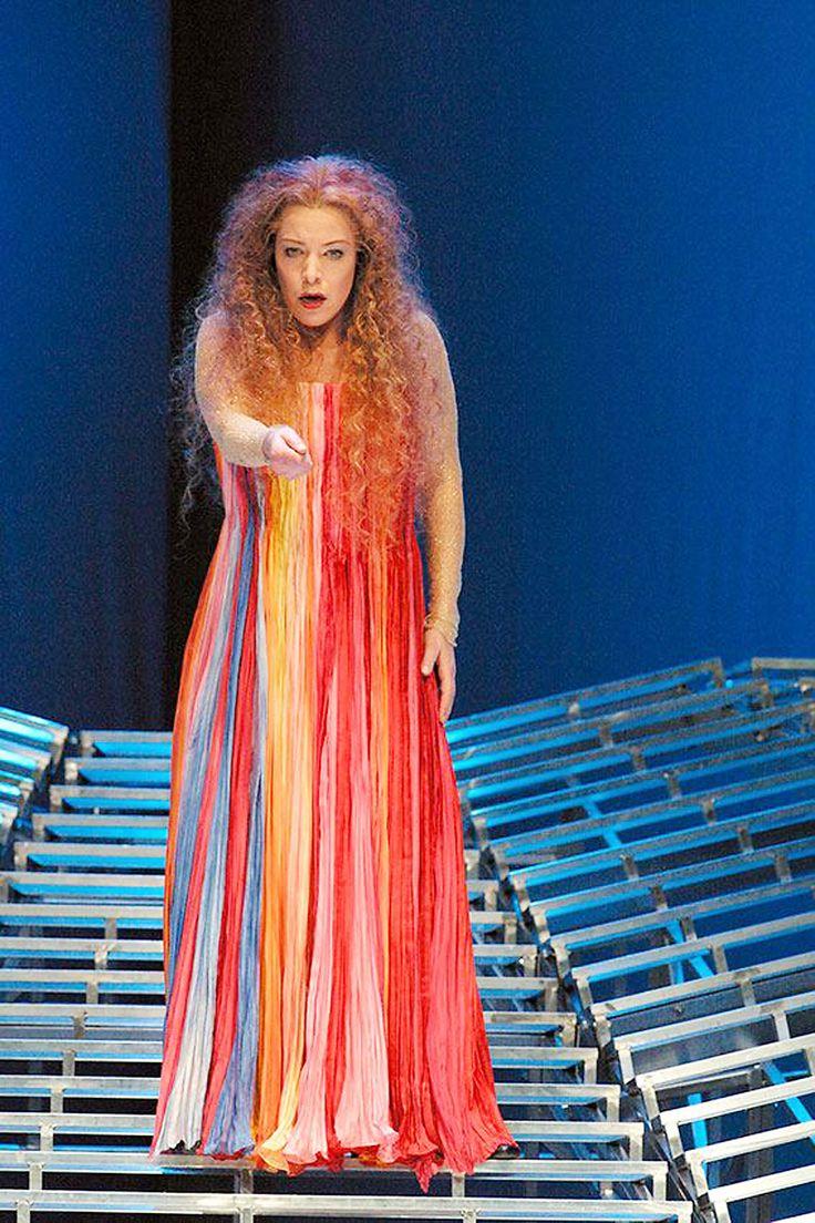 Nina Stemme | Nina Stemme, Tristan und Isolde, Royal Opera House Stockholm, 2004