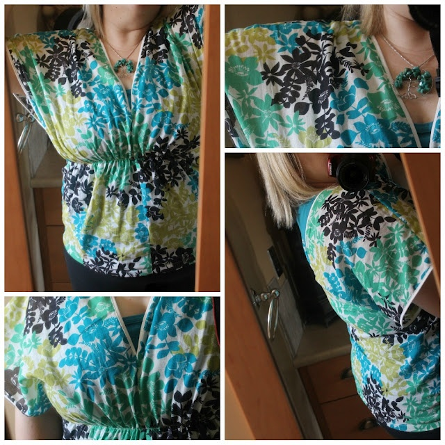 great sew it yourself curvy girl tunic top at twin dragonfly designs.