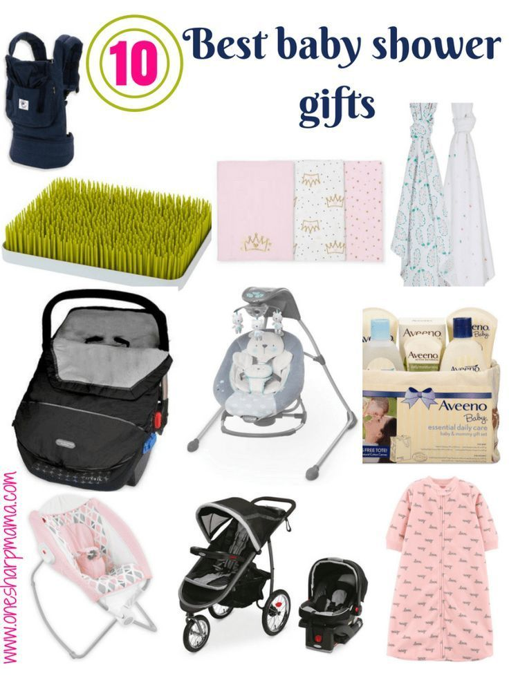 075ef33c3cfd My top 10 favorite baby shower gifts