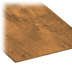 "MicroPro Sienna 1/2"" 4 x 8 Pressure Treated Plywood 