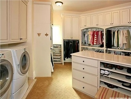 Washer And Dryer In Your Closet Nice Closet
