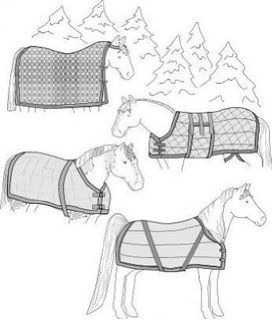 Types Of Horse Rugs And Uses Google Search