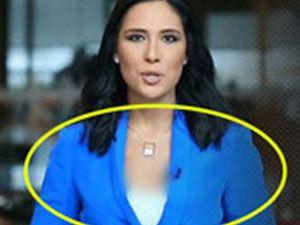 Akit, Barbaros Şansal'ı hedef gösteren CNN Türk sunucusunu sansürleyerek savundu