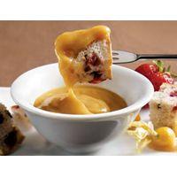 Fondue à l'érable   Recettes IGA   Dessert, Crème, Recette rapide