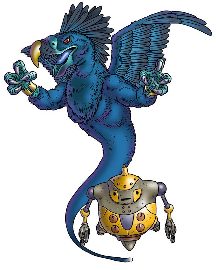 Yasato from Blue Dragon: Awakened Shadow