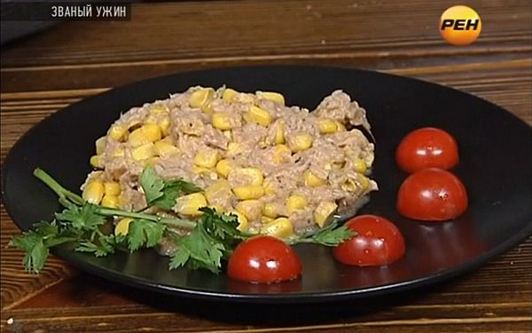 Передача званный ужин сырный суп