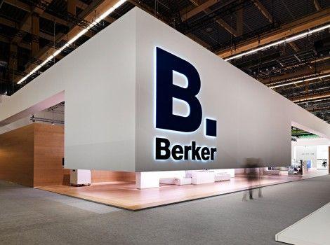 Berker Trade Show Booth #tradeshow #booth #exhibition