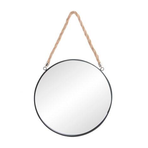1000 id es sur le th me miroirs ronds sur pinterest for Miroir rond bambou