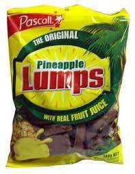 Pineapple Lumps yum