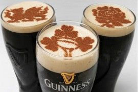 St Patrick's Day Celebrations at Silvermere Inn on the Lake, Restaurant Surrey, Irish, Rugby