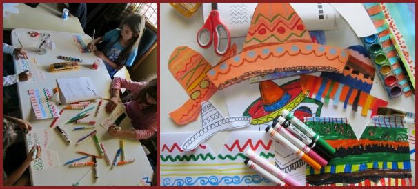 10 best ideas about mexican crafts kids on pinterest for Mexican christmas crafts for kids