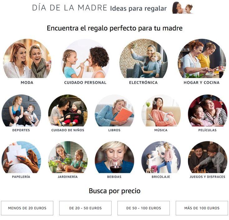 Las mejores OFERTAS AMAZON Dia de la Madre - Link: https://is.gd/EUW5m4