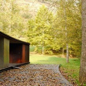 Pavilion in Olot - RCR Arcitectos