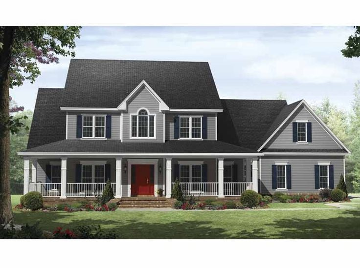 Top 25+ best Country style house plans ideas on Pinterest ...