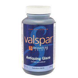 Valspar Antiquing Glaze