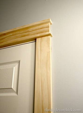 Simple Solution For Wide Trim Home Inspiration