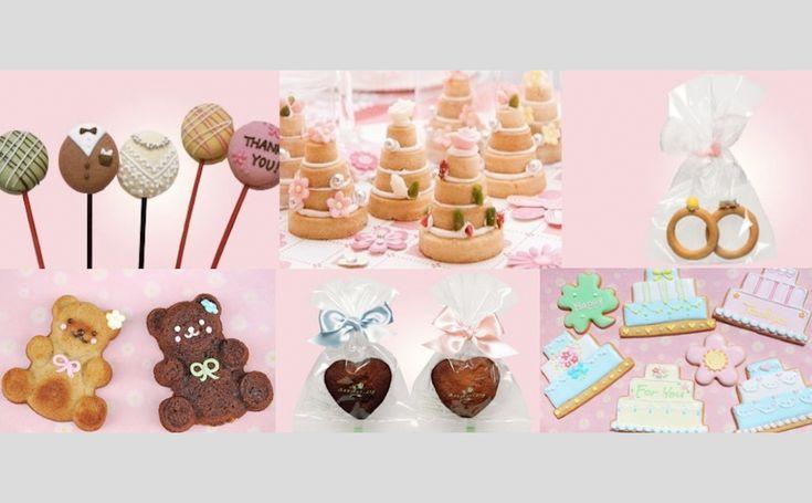 特別な日の締めくくりには自分で手作りした引き菓子を。「Anniversary」では、アイシングクッキーやマカロン、リング型クッキー、パウンドケーキなど、6種類の引き出物用のスイーツを手作りするお菓子教室を開催。新郎新婦で手作りしたお菓子をゲスト一人一人に手渡しできる。作りたいもののイメージはラッピングにいたるまでスタッフが相談にのってくれるので、世界で一つだけのオリジナルの引き菓子が作れる!  #Anniversary #アニバーサリー #アイシングクッキー #マカロン #クッキー #J'aDoRe JUN ONLIE #J'aDoRe Magazine #WEDDING #ウェディング #ブライダル #BRIDAL #Anniversary #アニバーサリー #ウェディングケーキ #ウェディングスィーツ #大人の花嫁 #大人のブライダル #ウェディングドレス #結婚式 #大人の結婚式 #大人のウェディング #結婚パーティー #ウエディングケーキ #スイーツ
