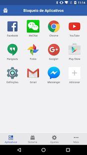 AppLock 2 (prot intelig apps)– miniatura da captura de ecrã