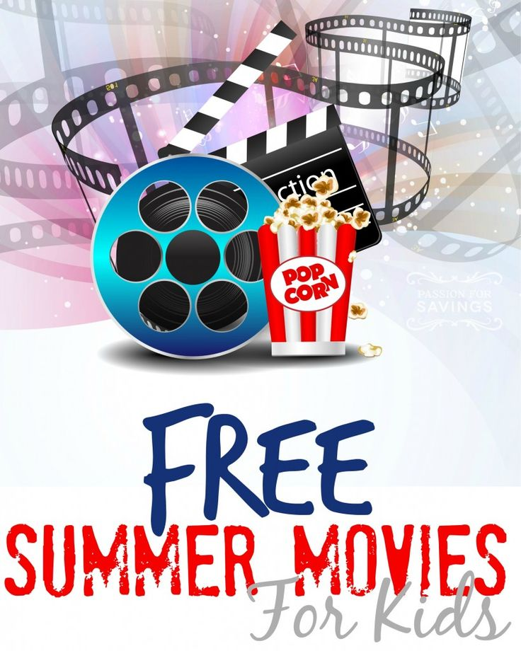 Movies are a great way to get out of the summer heat! Check out all of the Cheap & FREE Summer Movies for Kids 2014!