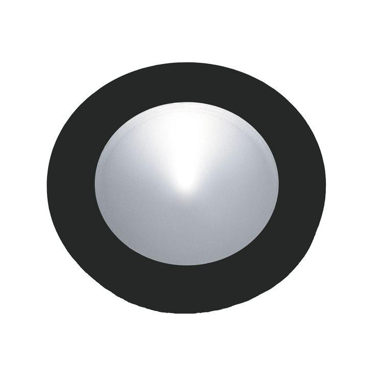 Polaris LED Puck Light In Black